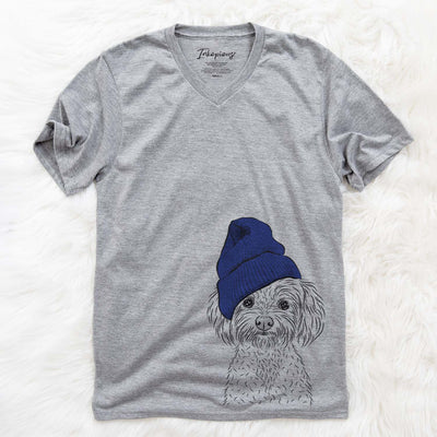 Francesca the Maltipoo  - Unisex - Beanie Collection