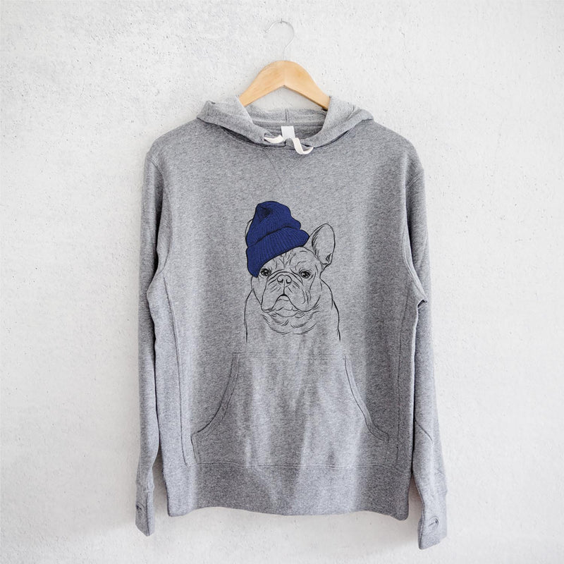 Fudge the French Bulldog  - Sweatshirts - Beanie Collection