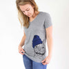 Gaston the French Bulldog  - Womens - Beanie Collection