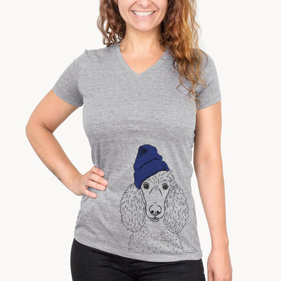 Giovanni the Poodle  - Womens - Beanie Collection
