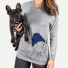 Jett the Bull Terrier  - Unisex - Beanie Collection