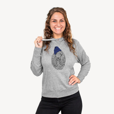 Kenna the Poodle  - Sweatshirts - Beanie Collection
