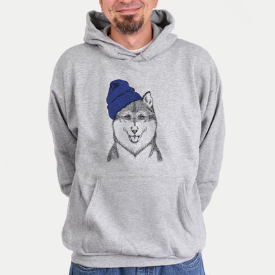 Koda the Siberian Husky  - Sweatshirts - Beanie Collection