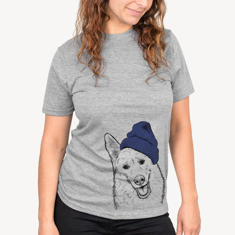 Loki the Husky Shepherd Mix  - Unisex - Beanie Collection