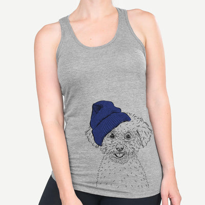 Mickey the Bichon Frise  - Womens - Beanie Collection