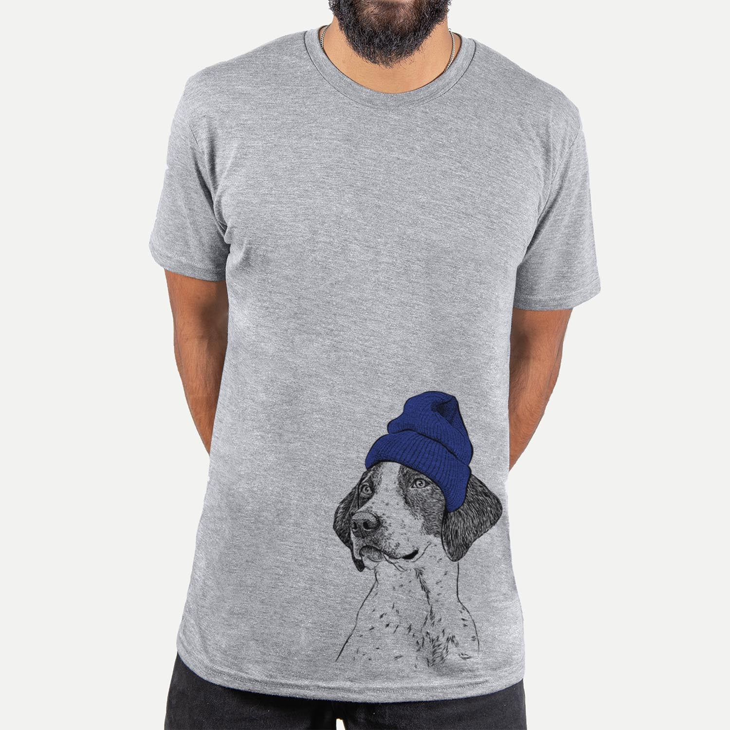 Payton the Mixed Breed  - Unisex - Beanie Collection