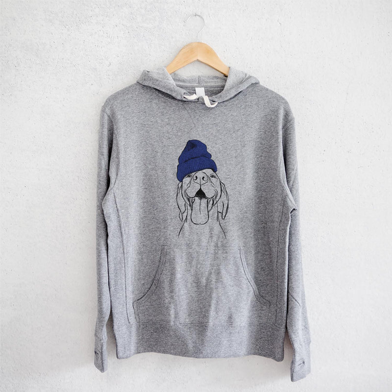Rhys the Vizsla  - Sweatshirts - Beanie Collection