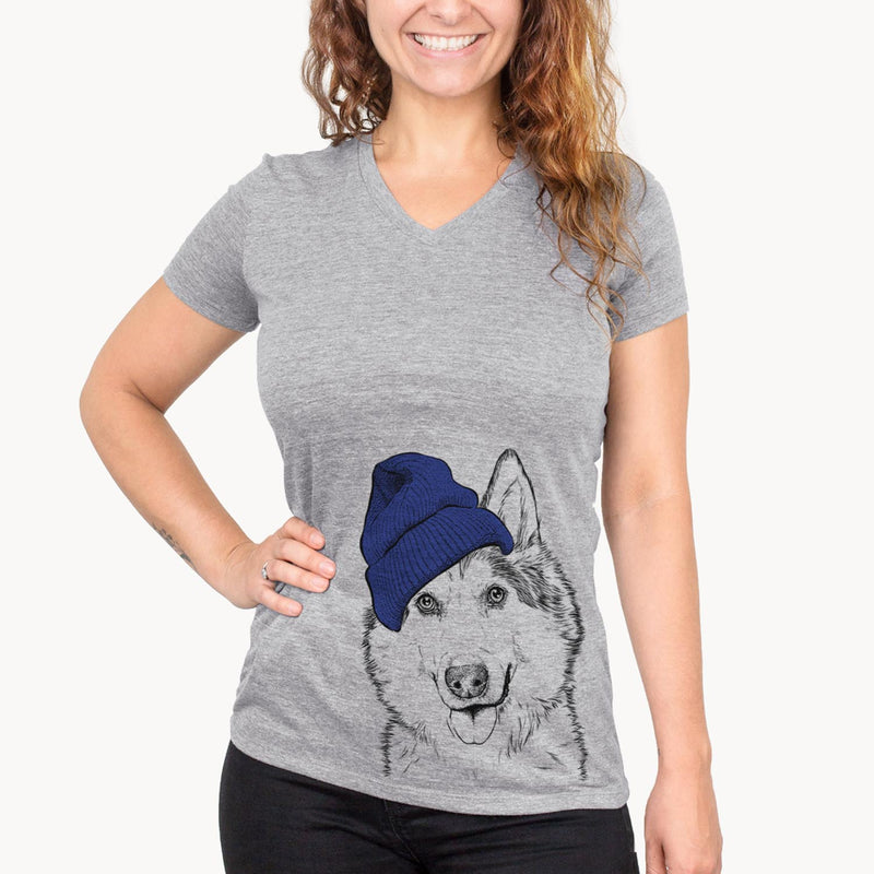Roshi the Mixed Breed  - Womens - Beanie Collection
