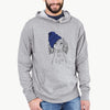 Roux the Long Haired Dachshund  - Sweatshirts - Beanie Collection