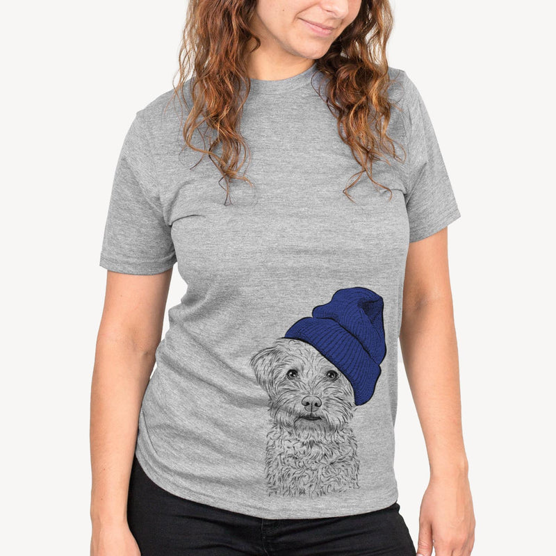 Rudy the Schnoodle  - Unisex - Beanie Collection