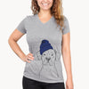 Rufio the Dogo Argentino  - Womens - Beanie Collection