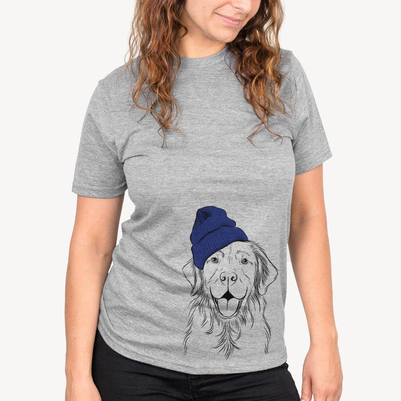 Sunny the Golden Retriever  - Unisex - Beanie Collection
