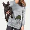 Claude the Coton de Tulear  - Unisex - Beanie Collection