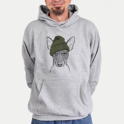 Knox the Rat Terrier  - Sweatshirts - Beanie Collection