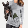 MissyMoo the English Bulldog  - Unisex - Beanie Collection