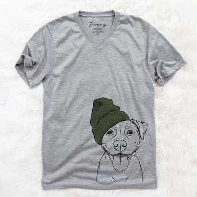 Parker the Pitbull  - Unisex - Beanie Collection