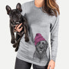 Heath the Black Lab  - Unisex - Beanie Collection