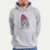 Lou the Otterhound  - Sweatshirts - Beanie Collection