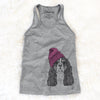 Sebastian the Cavalier King Charles Spaniel  - Womens - Beanie Collection