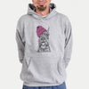 Zuri the Giant Schnauzer  - Sweatshirts - Beanie Collection