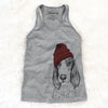 Aline the Irish Red and White Setter  - Womens - Beanie Collection