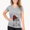 Koda the Siberian Husky  - Womens - Beanie Collection