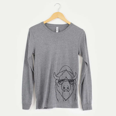 Billy the Bison - Long Sleeve Crewneck