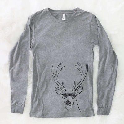 Bo the Buck - Long Sleeve Crewneck
