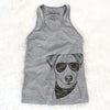 Ally the Jack Russell Terrier  - Camouflage Collection