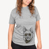 Daisy May the Silky Terrier  - Camouflage Collection