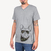 Fudge the French Bulldog  - Camouflage Collection