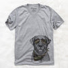 Heath the Black Lab  - Camouflage Collection