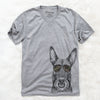 Juno the Belgian Malinois  - Camouflage Collection