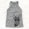 Knox the Rat Terrier  - Camouflage Collection