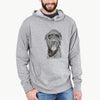 Sullivan the Irish Wolfhound  - Camouflage Collection