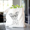 Bingo the Yorkshire Terrier - Tote Bag