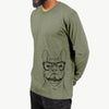 Gaston the French Bulldog - Long Sleeve Crewneck