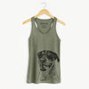 Gerti the Mixed Breed - Racerback Tank Top