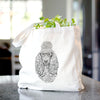 Kenna the Poodle - Tote Bag