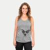 Lily the Mixed Breed - Racerback Tank Top