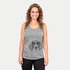 Orin the Treeing Walker Coonhound - Racerback Tank Top