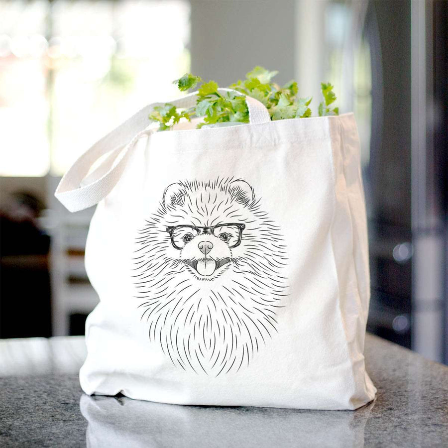 Pirro the Pomeranian - Tote Bag