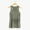Smash the Shih Tzu - Racerback Tank Top