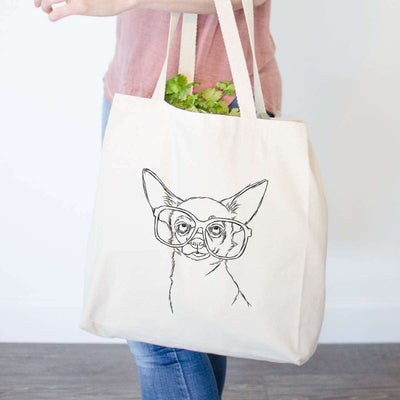 Tabitha the Chihuahua - Tote Bag