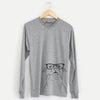 Zada the Pitbull - Long Sleeve Crewneck
