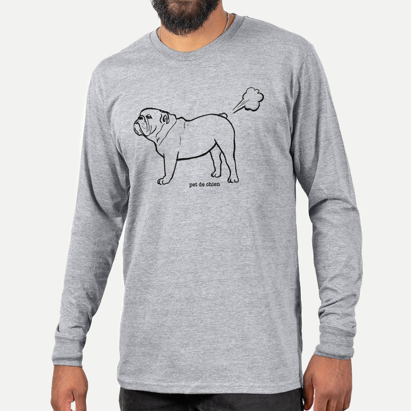 Essence of Bulldog  - Long Sleeve Crewneck