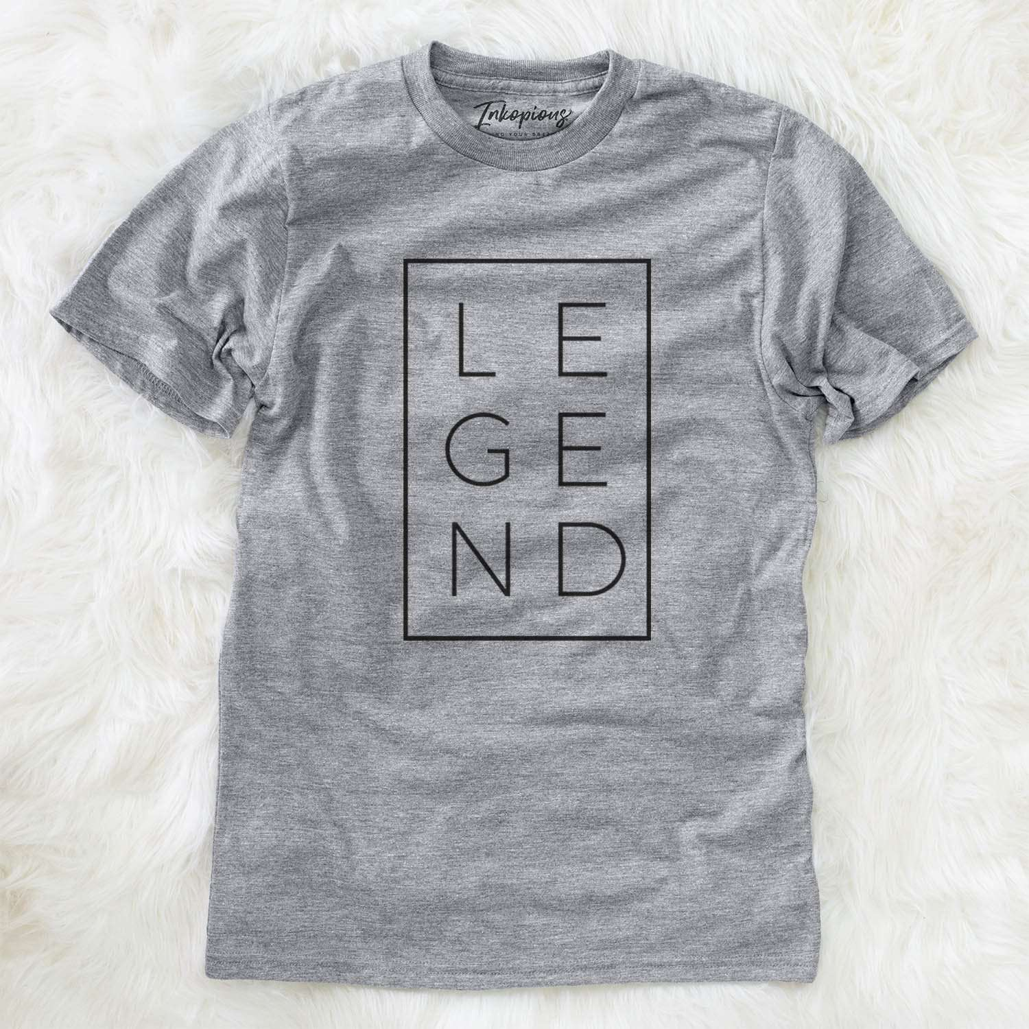 Legend Boxed - Unisex Crewneck