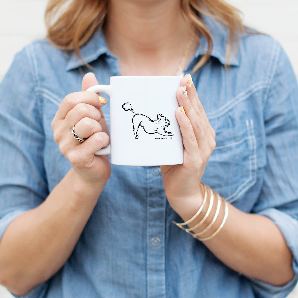 Pardon my Frenchie  - Mug