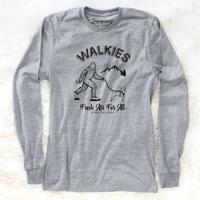 Walkies  - Long Sleeve Crewneck