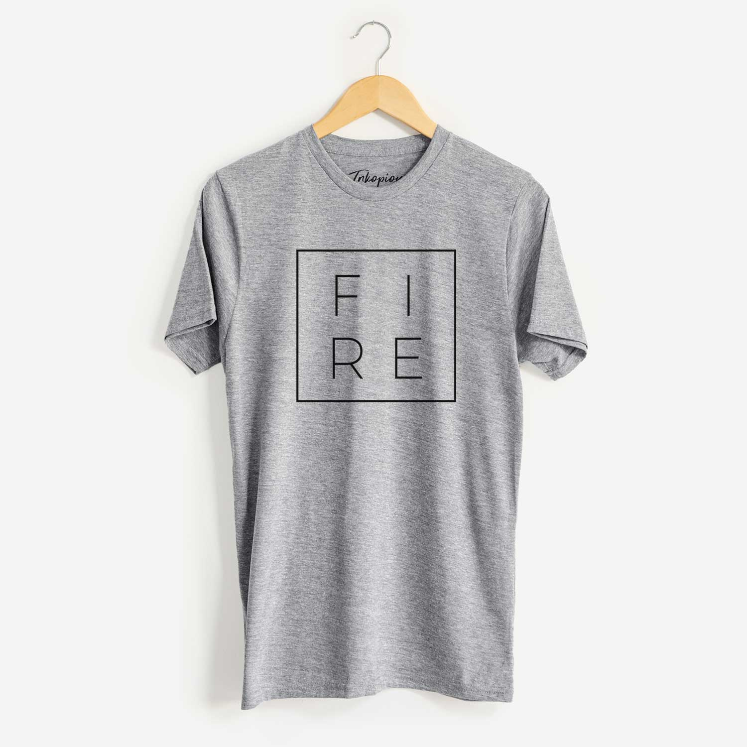 Fire Boxed  - Unisex Crewneck
